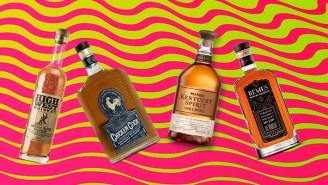 The Best New Bourbon Whiskeys Under $100