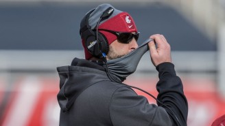 Washington State Fired Coach Nick Rolovich For Refusing To Meet The State's Vaccine Requirement