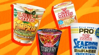 Every Cup Noodles Flavor, Ranked From Horribly Putrid To Legitimately Tasty