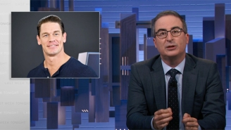 Yes, John Oliver Found John Cena's Apology To China As Bizarre As You Did
