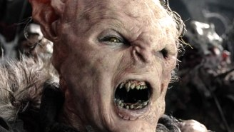 A 'Lord Of The Rings' Orc Was Designed To Look Like Harvey Weinstein As A 'F*ck You' From Peter Jackson