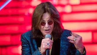 Ozzy Osbourne Reckons The Devil Helped Him Avoid Getting COVID-19