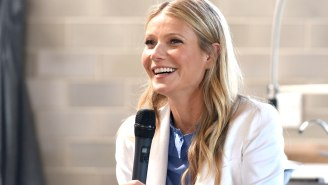 Gwyneth Paltrow Says Her Teen Son Thinks It's Cool That His Mom Is Now Selling Vibrators