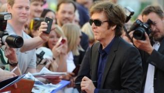 Paul McCartney Is Done Signing Autographs Because He Thinks It's 'Strange'