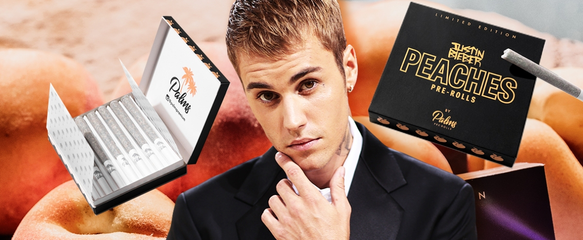 We Tried Justin Bieber's New Weed, Peaches — Here's Our Full Review