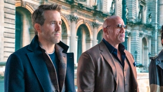 The Rock And Ryan Reynolds Team Up To Have Gal Gadot Wipe The Floor With Them In The 'Red Notice' Trailer