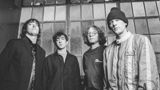 R.E.M. Celebrates 25 Years Of 'New Adventures In Hi-Fi' With A Restored 'New Test Leper' Video