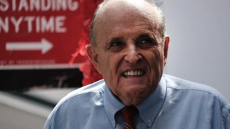 Rudy Giuliani Thinks Christoper Columbus Gets A Bad Rap For All That Genocide