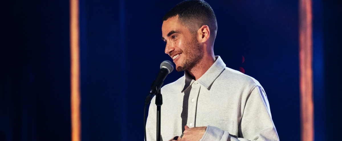 Ricky Velez On His New HBO Comedy Special And Connecting Through Storytelling
