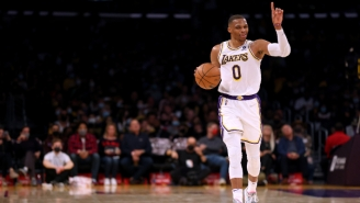 Russell Westbrook Took A Technical Foul After Darius Bazley's Late Dunk Because 'I'm More Old School'