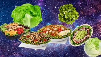 The Best-Tasting Salads In The Fast Food Universe, Ranked