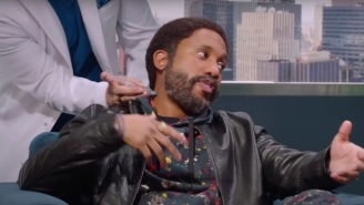 Kyrie Irving's Refusal To Get Vaccinated Got Lampooned On 'SNL' In An 'Ellen' Parody