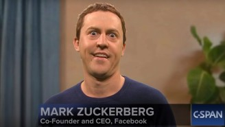 'SNL' Went After Facebook (And A Clueless Congress) In Its Latest Cold Open