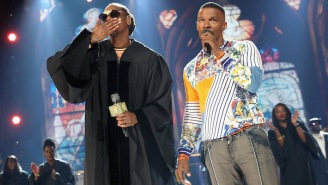 Jamie Foxx Recalls A Time He Used Snoop Dogg To Scare His Daughter's Boyfriend
