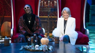What's On Tonight: Snoop And Martha Do Halloween, And 'Law & Order: SVU' Hits An Inconceivable Milestone