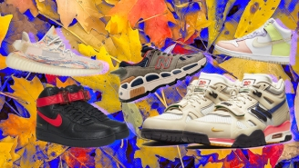 SNX DLX: Featuring 1017 Alyx 9sm Nike Air Force 1s, MX Oat Yeezy 350s, Salehe Bembury New Balances And More