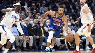 Stephen Curry Went Off For 45 Points In A Thrilling 115-113 Win Over The Clippers