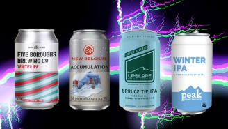 The Best Cold Weather IPAs On The Market, Blind Tasted And Ranked