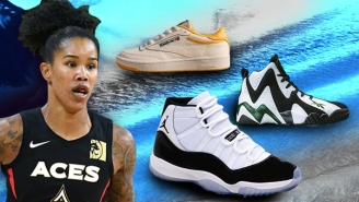 WNBA Veteran Ty Young Is Still The Game's Reigning 'Sneaker Queen'