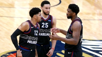 Tobias Harris Says The Sixers Will 'Embrace Our Brother With Love' Whenever Ben Simmons Is Ready To Play