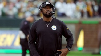Mike Tomlin Emphatically Shut Down Ridiculous Rumors He Is A Candidate For The USC Job