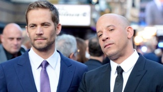 People Are Incredibly Moved That Vin Diesel Walked Paul Walker's Daughter Down The Aisle At Her Wedding