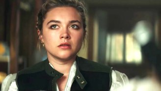 Florence Pugh Is Very Upset That Her 'Black Widow' Character Was Left Out Of A Halloween Display