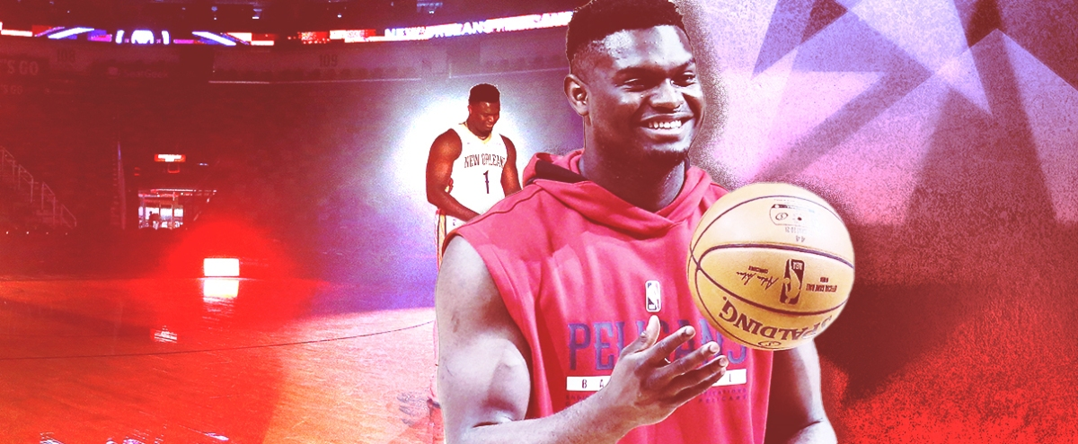 Zion Williamson Is Already A Superstar, So Let's Stop Worrying About His Future And Enjoy His Present